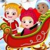 play Play Baby Hazel Christmas Surprise