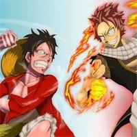 play Fairy Tail Vs One Piece 1.0
