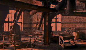 play Damaged Factory Escape
