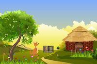 play Kangaroo Baby Rescue Escape