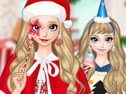 play Elsa New Year Costumes