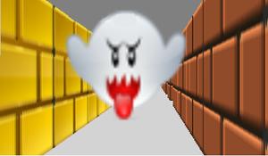 play Mario Pacman 3D