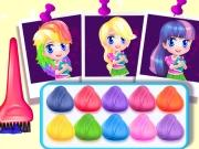 play My Little Pony Hairstyles