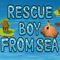 play Rescue Boy From Sea