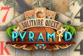 Solitaire Quest: Pyramid game