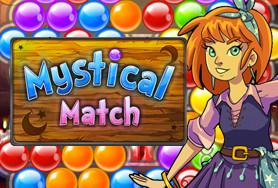 Mystical Match game