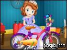 play Sofia The First Bicycle Repair