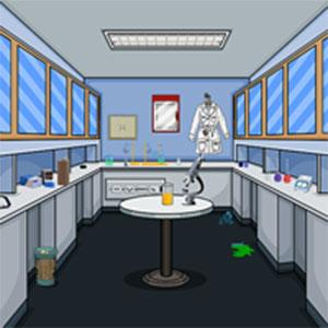 play Chemical Lab Escape