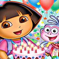 play Dora Hidden Objects
