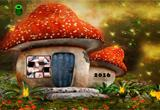 play Mushroom House Baby Fairy Escape