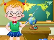 play Baby Hazel Teacher Dressup