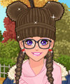 play Knitted Hats Make Up Game