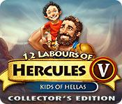 play 12 Labours Of Hercules V: Kids Of Hellas Collector'S Edition