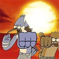 play Fist Punch – Regular Show