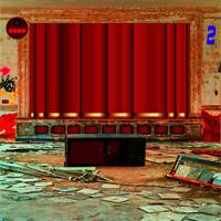 play Abandoned Theater Escape