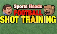 play Sports Heads Football Shot Training