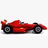 play 3D Cartoon Formula One