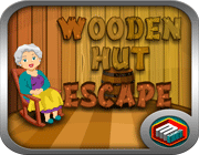 play Wooden Hut Escape