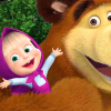 play Play Masha And The Bear Puzzle