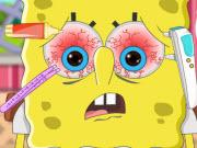 Spongebob Eye Care game