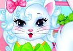 play Baby Kitty Hair Salon
