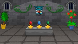 Escape Dragon Castle game