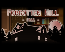 Forgotten Hill: Fall game
