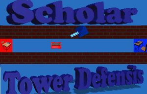 Scholar Tower Defensis 1.7.7 game
