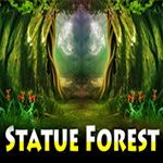 play Statue Forest Escape Game