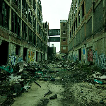 Escape From Packard Automotive Plant game