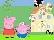 play Peppa And George In Alien Invasion