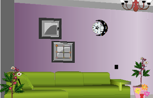 Marvelous Colorful Room Escape game
