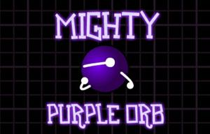 Mighty Purple Orb game