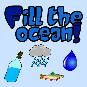 Fill The Ocean! game