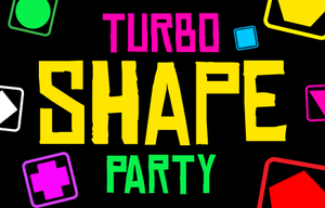 Turbo Shape Party game