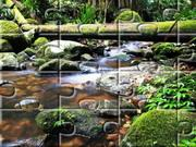 Mountain River Jigsaw Puzzle game