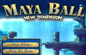 Maya Ball New Dimension game