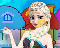 Elsa In The City game