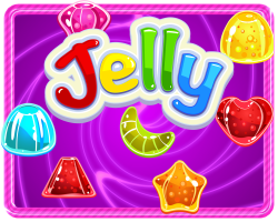 Jelly Match-3 game