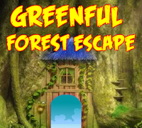 Greenful Forest Escape game