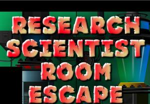 play Escapetoday Research Scientist Room