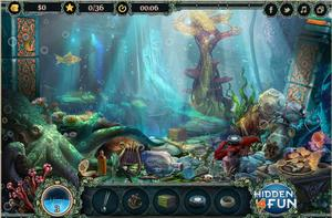 play Goddess Of The Sea