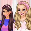 play Enjoy Barbie'S Valentine