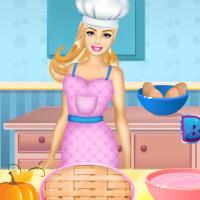 play Barbie Perfect Pumkin Pie