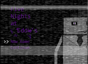 play Five Nights At Eddie'S