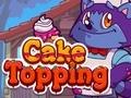 play Cake Topping