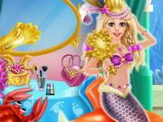 Mermaid Carnaval Makeup Room