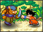 play Dragon Ball Fierce Fighting 2.9