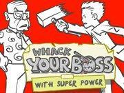 Whack Your Boss Superhero Style game