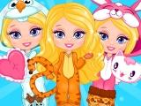 Barbie Design My Chibi Onesie game